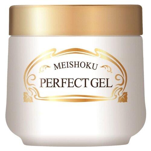 Meishoku Perfect Gel Увлажняющий и подтягивающий крем-гель для лица Премиум c растительными экстрактами, 60 г премиум крем для лица