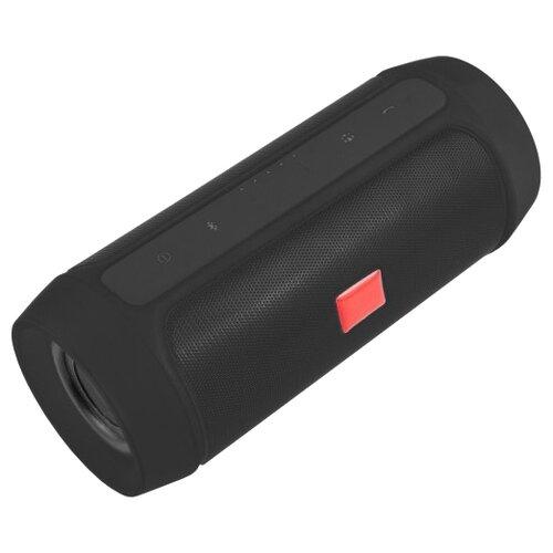 Портативная акустика Red Line BS-02 черный