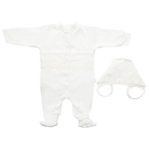 Купить Комплект одежды Папитто размер 56, белый, Комплекты