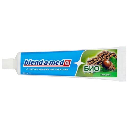 Зубная паста Blend-a-med БИО фтор Кора дуба, 100 мл blend she свитер