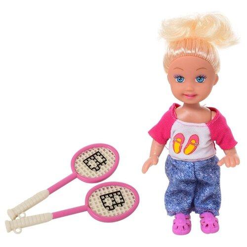 цена на Кукла Tongde с ракетками, K091505