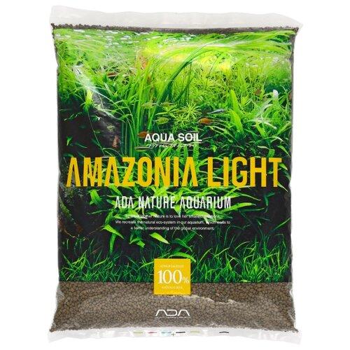 Грунт ADA Amazonia Light 3 л коричневый