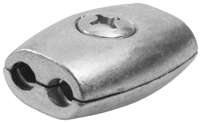 Зажим для троса такелажный ЗУБР Мастер 4-304455-02 (30 шт.)