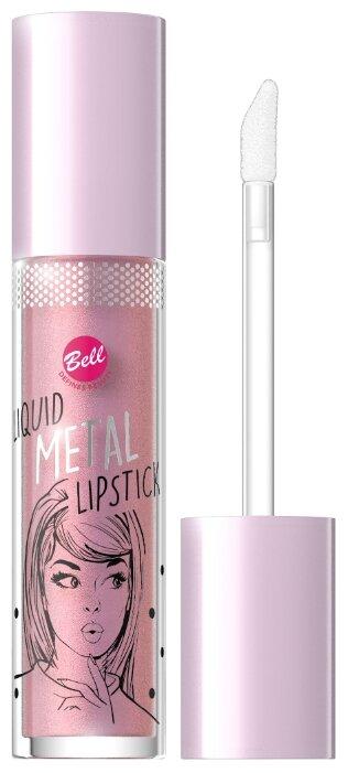 Bell Жидкая помада для губ Liquid Metal Lipstick