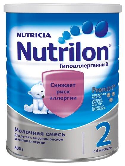 Смесь Nutrilon (Nutricia) 2 гипоаллергенный (c 6 месяцев) 800 г