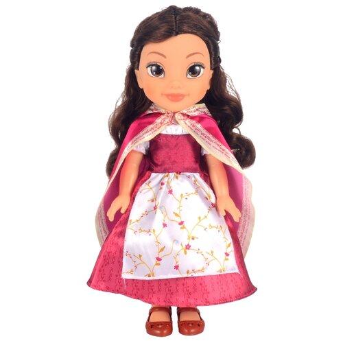 Кукла JAKKS Pacific Disney Princess Принцесса Белль, 35 см, 54548 фигурки disney showcase фигурка принцесса белль бесстрашная принцесса
