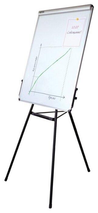 Доска-флипчарт магнитно-маркерная BRAUBERG 231720 (100х70 см)