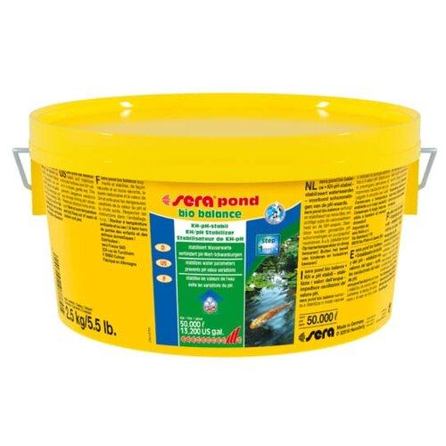 Порошок для водоема Sera Pond bio balance 2.5 кг