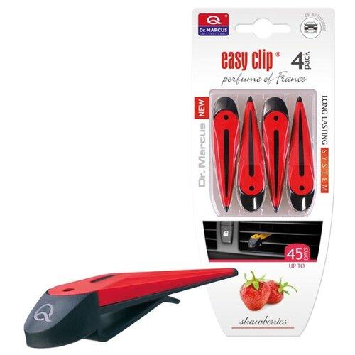 Dr. Marcus Ароматизатор для автомобиля Easy Clip Strawberries