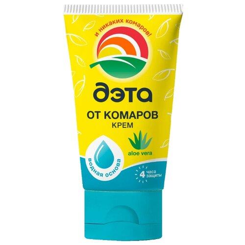 Крем ДЭТА Aqua от комаров с алоэ 50 мл