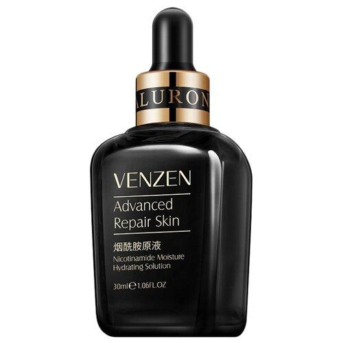 Venzen Advanced Repair Skin Nicotinamide Moisture Hydrating Solution Сыворотка для лица увлажняющая и выравнивающая, 30 мл