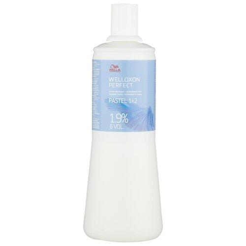 Купить Wella Professionals Welloxon Perfect окислитель Pastel 1+2, 1.9%, 1000 мл
