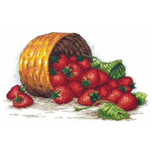 Фото - Чудесная Игла Набор для вышивания Сладка ягода 30 х 19 см (55-08) чудесная игла набор для вышивания лебединая пара 30 х 21 см 64 01