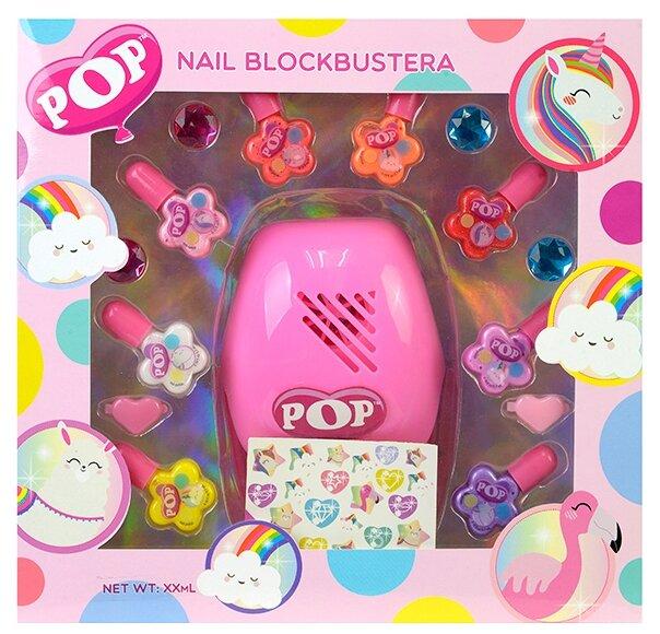 Набор косметики Markwins Pop Nail Blockbustera 1539014E