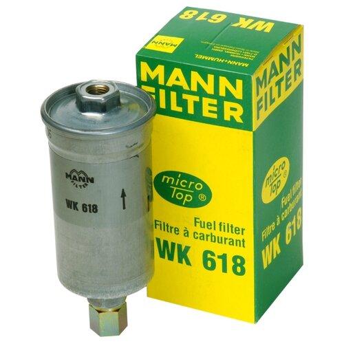 Топливный фильтр MANNFILTER WK618