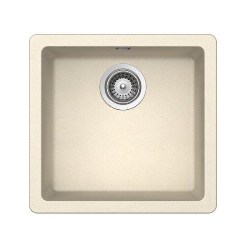Фото - Врезная кухонная мойка 45 см Schock Soho N-100S магнолия врезная кухонная мойка 45 см schock soho n 100s серебристый камень