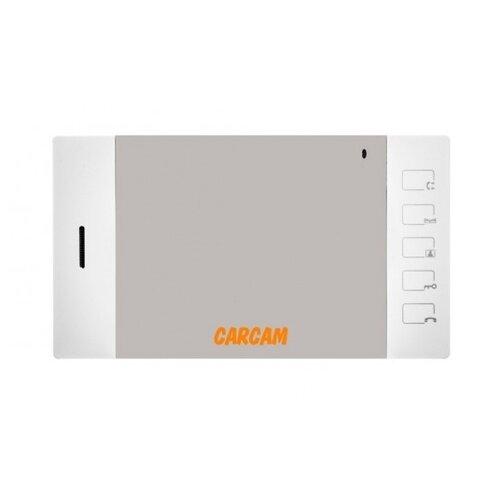 Домофон (переговорное устройство) CARCAM DW-613 белый (домофон)