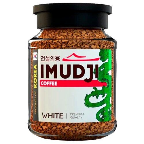 Кофе растворимый Imudji White Dragon, стекляннная банка 100 гРастворимый кофе<br>