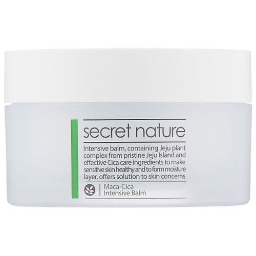 Secret Nature Maca-Cica Intensive Balm Успокаивающий бальзам-антистресс для лица, 55 мл успокаивающий тонер для лица ac collection calming liquid intensive 125мл
