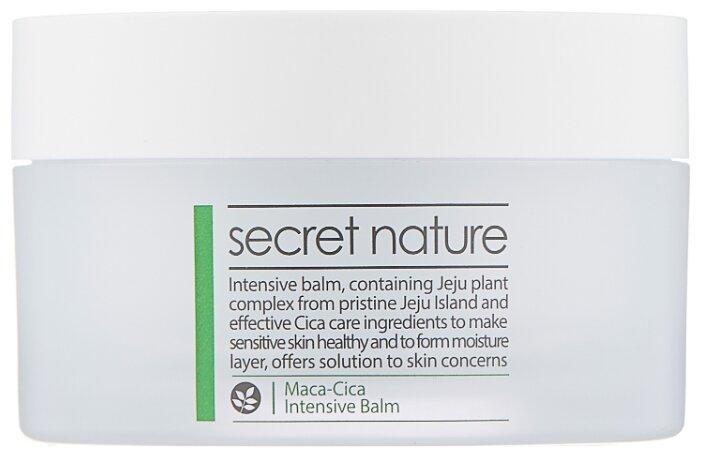 Secret Nature Maca Cica Intensive Balm Успокаивающий