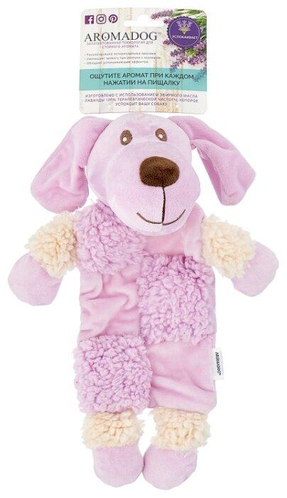 Игрушка для собак Aromadog Собачка (WB16959-3) фиолетовый