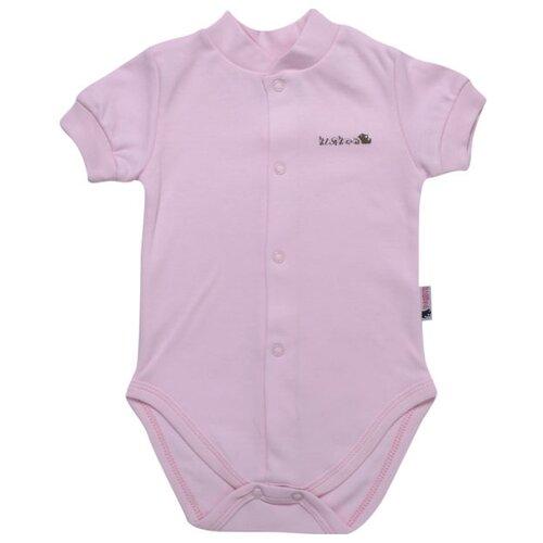 Купить Боди Клякса размер 24-80, розовый