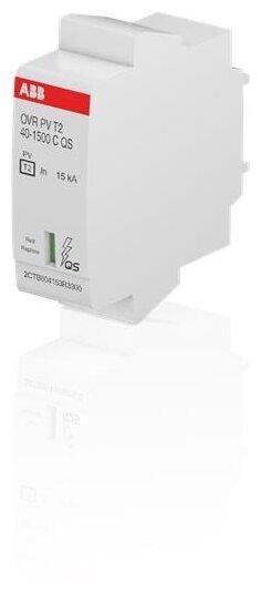 Устройство защиты от перенапряжения для систем энергоснабжения ABB 2CTB804153R3300