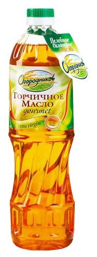 Огородников Масло горчичное нерафинированное