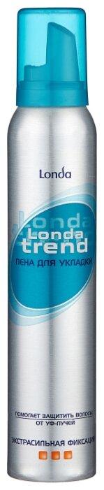 Londa Professional Trend пена для укладки экстрасильной фиксации Подвижный объем