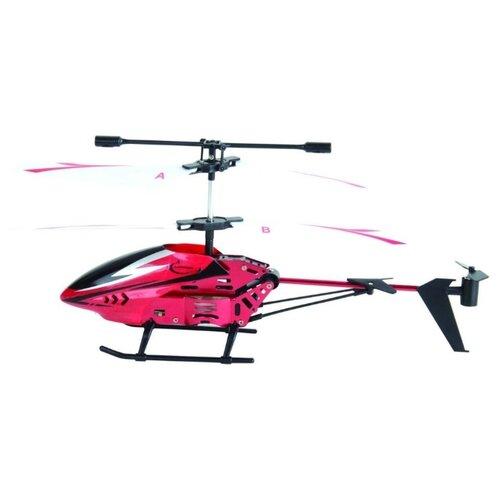 Вертолет Властелин небес Стриж (BH 3359) 26 см красный/черный квадрокоптер властелин небес квадрик bh 3375
