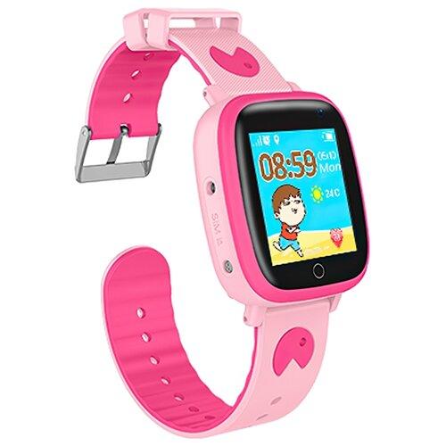 Детские умные часы Prolike PLSW11PN, розовые