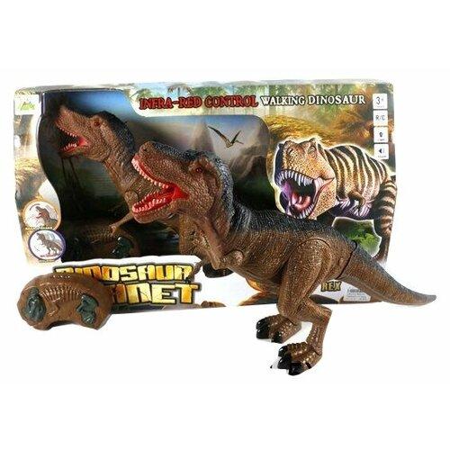 Купить Робот Shantou Gepai Tyrannosaurus Rex RS6133 коричневый, Роботы и трансформеры