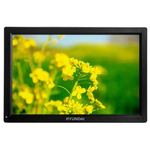 Автомобильный телевизор Hyundai H-LCD1400 черный