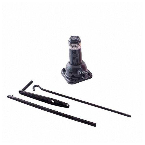 Домкрат бутылочный механический skyway S01803001 (2 т) темно-серый трос skyway 5t 5m 2 крюка s03101002