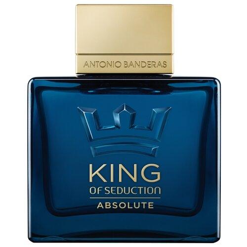 Купить Туалетная вода Antonio Banderas King of Seduction Absolute, 100 мл