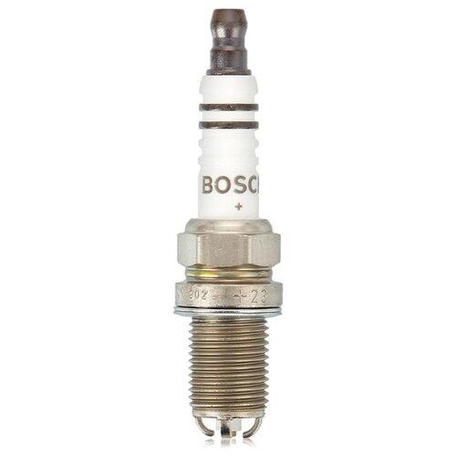 Свеча зажигания Bosch FGR7DQE+ (0 242 235 748) 1 шт.