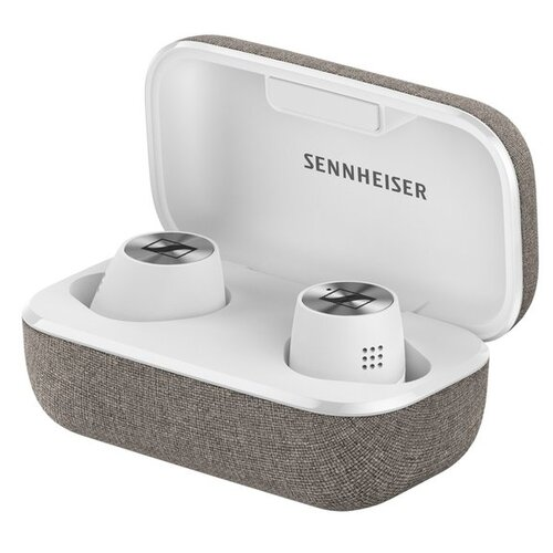 Беспроводные наушники Sennheiser Momentum True Wireless 2 white беспроводные наушники sennheiser momentum free black