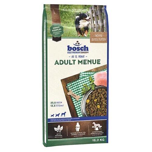 Сухой корм для собак Bosch Adult Menue 15 кг