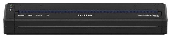 Термальный принтер этикеток Brother PocketJet PJ-763