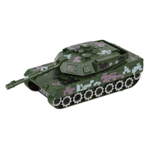 Купить Танк Shantou Gepai HC019A зеленый, Машинки и техника