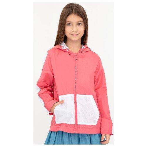 Купить Ветровка Button Blue 120BBGF4001 размер 128, розовый, Куртки и пуховики
