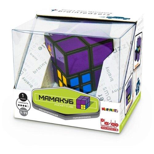 Купить Головоломка Meffert's МамаКуб (M5815) фиолетовый/черный, Головоломки
