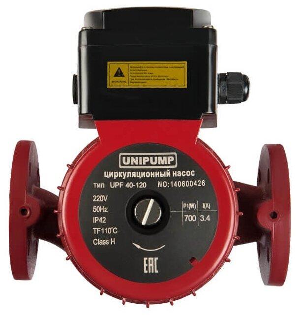 Циркуляционный насос UNIPUMP UPF 50-200 280 (1300 Вт)