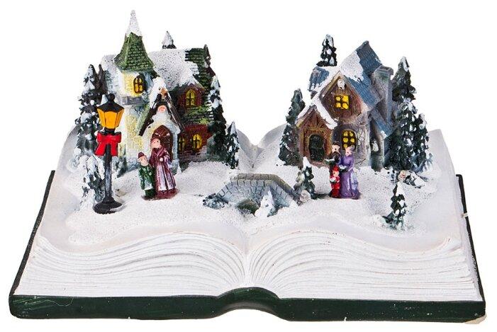 Фигурка Lefard, Рождественская книга, 22*15,5*12,5 см 868-103
