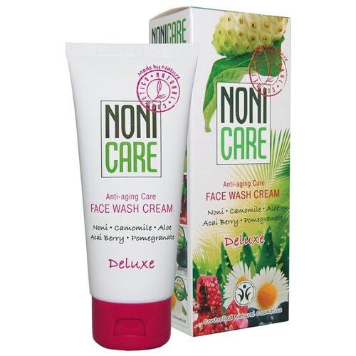 Крем Nonicare Deluxe Face Wash Cream для умывания, 100 мл ночной крем от морщин nonicare deluxe night face cream 50 мл 40