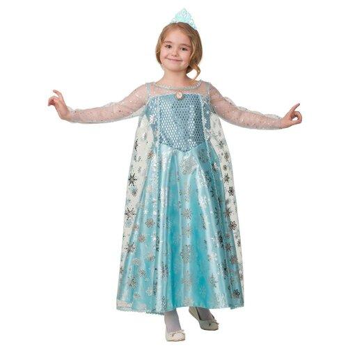 Купить Костюм Батик Эльза (5094), голубой, размер 140, Карнавальные костюмы