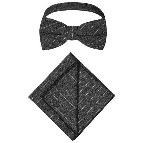 Комплект из 2 предметов Signature Афера Томаса Крауна темно-серый/черный/белый