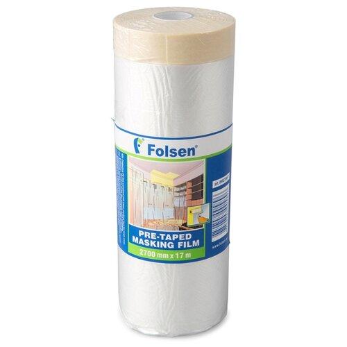 Защитная пленка Folsen 99270017, 17 м, бесцветный пленка