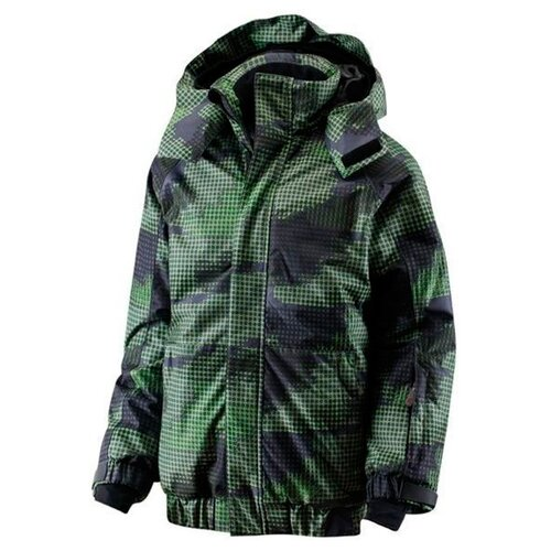 Купить Куртка Reima John 531033 размер 116, 8341 lime, Куртки и пуховики