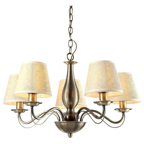 Люстра Arte Lamp A9368LM-5AB, E14, 200 Вт